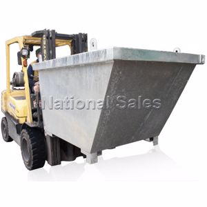 Picture of Crane Bin 0.59m3 with Fork Pockets