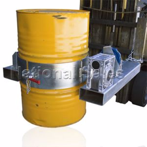 Picture of Budget Forklift Drum Rotator (Chain)