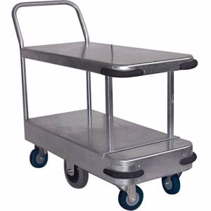 Picture of Twin Deck Trolley (Galvanised)