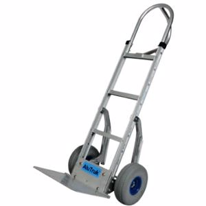 Picture of Aluminium Trolley 1310mm P-Loop Handle Height