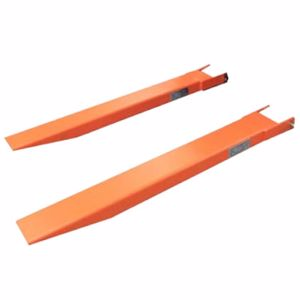 Picture of Painted Fully Enclosed Fork Slippers (Pair) Class 4 3000mm Length to suit max 150x65mm tyne