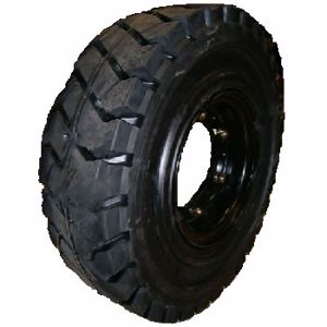 Picture of Forklift Rim and Solid Tyre 700 x 12 Nissan & Yale