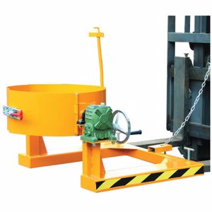 Picture of Forklift Geared Driven Drum Rotator