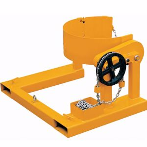 Picture of Forklift Chain Driven Drum Rotator