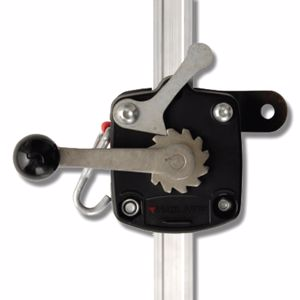 Picture of Rotatruck Ratchet Strap Load Restraint with Aluminium Slide Bar