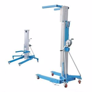 Picture of Aerial Winch Lifter- 3.5m Lift 350kg Capacity