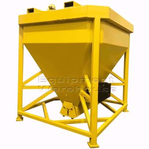 Picture of Standup Concrete Kibble 5.1m3 with wireless hydraulic power pack