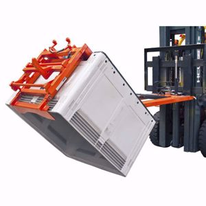 Picture of Hydraulic Forward Bulk Bin Tipper